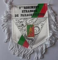FANION VOITURE LEGION 2em REP - Flags