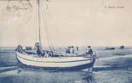 Wenduyne ,Wenduine ,    A Marée Basse   (STAR ,n° 962  ) ,barque De Pêche - Wenduine