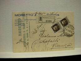 PADOVA --   MORETTO   & C. -- EDILIZIA - Padova (Padua)