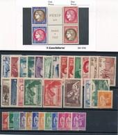 M-800: FRANCE: Lot Avec Année 1937** - France