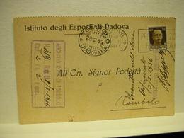 PADOVA -- ISTITUTO DEGLI ESPOSTI DI PADOVA - Padova (Padua)
