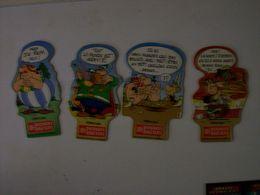 Magnets Asterix Et Obelix X4 - Characters