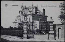 Sombreffe - Château Du Notaire Février 1920 - Sombreffe