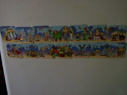 Magnets Asterix Serie Complete Par 14 - Personen