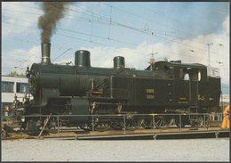 Schweizerischen Bundesbahnen Dampf-Tenderlokomotive Eb 3/5 No 5819 - Reiju AK - Trains