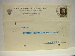 PADOVA  --   SOCIETA' EUGANEA DI ELETTRICITA' - Padova (Padua)