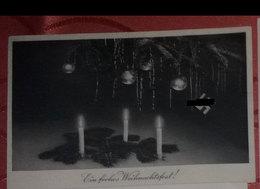 2559 - Propagandakarte Weihnachten Mit Wagner Briefmarke Gel. - Allemagne