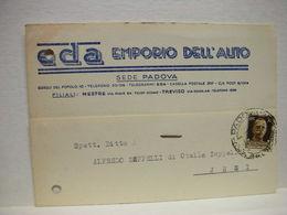 PADOVA  --     EDA   - EMPORIO DELL'AUTO - Padova (Padua)