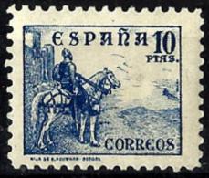España Nº 831 Con Charnela - 1931-Hoy: 2ª República - ... Juan Carlos I