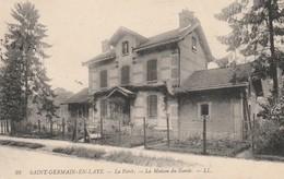 SAINT GERMAIN EN LAYE - La Forêt -La Maison Du Garde - St. Germain En Laye
