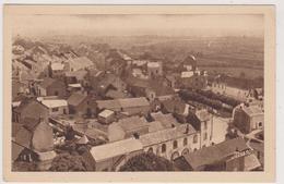 Cpa,loire Atlantique Inférieure,panorama De La Ville Vers La Vallée De La Loire,n°4,vue Aérienne Des Toits - Savenay