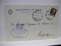 MASI       --  PADOVA  --  MUNICIPIO - Padova (Padua)