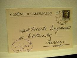 CASTELBALDO      --  PADOVA  --  COMUNE  DI - Padova (Padua)