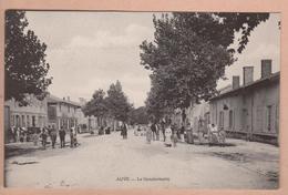 AUVE - La Gendarmerie - France