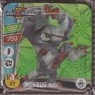 IMAN, Magnet, INVIZIMALS The Resistance, De PANINI, 27 Ironbug Max (segundo) - Magnets
