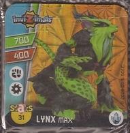 IMAN, Magnet, INVIZIMALS The Resistance, De PANINI, 31 Lynx Max - Other