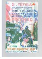 TURCHIA  (TURKEY)  -  2001 156^ ANNIV. POLICE     - USED - RIF. 10768 - Turkije