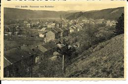 Rochefort  2223 Jemelle Panorama Vers Rochefort  Editions Arduenna Marche En Famenne Pour Bazar Des Ardennes Jemelle - Rochefort