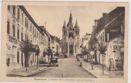 Hainaut,belgique Et Rare,bonsecours,avenue De La Basilique ,pavés,institue Diététique Célèbre Internationalement - Péruwelz