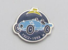 1 Pin's BUGATTI 1922-1992 - Other