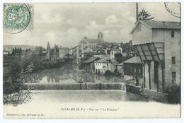 Saint Palais Vue Sur La Bidouze - Saint Palais