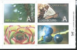 Demi Carnet N° 16  (n° 1535/38 ) (Michel: 1585/88) ** - Booklets