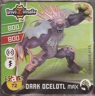 IMAN, Magnet, INVIZIMALS The Resistance, De PANINI, 72 Dark Ocelotl Max - Magneti