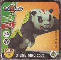 IMAN, Magnet, INVIZIMALS The Resistance, De PANINI, 74 Xiong Mao Colt - Magnets