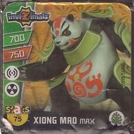 IMAN, Magnet, INVIZIMALS The Resistance, De PANINI, 75 Xiong Mao Max - Magnets