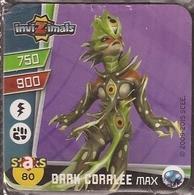 IMAN, Magnet, INVIZIMALS The Resistance, De PANINI, 80 Dark Coralee Max - Magnets