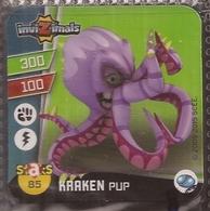 IMAN, Magnet, INVIZIMALS The Resistance, De PANINI, 85 Kraken Pup - Magnets
