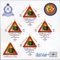 Ref. 367590 * NEW *  - OMAN . 2010. ROAD SAFETY DAY. DIA DE LA SEGURIDAD VIAL - Oman