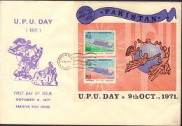 Ref. 485156 * NEW *  - PAKISTAN . 1971. UPU DAY. DIA DE LA UPU - Pakistan