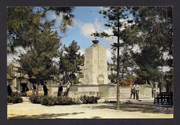 Cyprus - Limassol War Memorial Heroes Squere [A.Dixon 22] - Cyprus