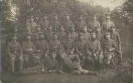 Soldaten-Portrait, Infanterie-Regiment, Feldpost, Dessau, Foto-Postkarte, Militär, Deutsches Reich - Weltkrieg 1914-18