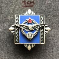 Badge (Pin) ZN006814 - Military (Army) Air-Defense Academy Yugoslavia - Army