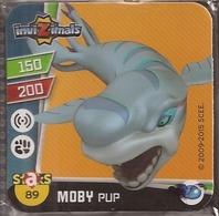 IMAN, Magnet, INVIZIMALS The Resistance, De PANINI, 89 Moby Pup - Magnets
