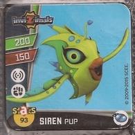 IMAN, Magnet, INVIZIMALS The Resistance, De PANINI, 93 Siren Pup - Magnets