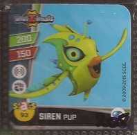 IMAN, Magnet, INVIZIMALS The Resistance, De PANINI, 93 Siren Pup (segundo) - Magnetos
