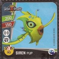 IMAN, Magnet, INVIZIMALS The Resistance, De PANINI, 93 Siren Pup (tercero) - Magnets