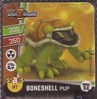 IMAN, Magnet, INVIZIMALS The Resistance, De PANINI, 97 Boneshell Pup (segundo) - Magnetos