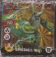 IMAN, Magnet, INVIZIMALS The Resistance, De PANINI, 99 Boneshell Max (segundo) - Magnetos