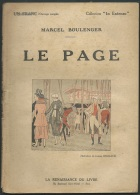 "Marcel Boulenger  ' ""  Le Page "" - Collection "" In Extenso ""  Année 1914  - Vif 23402 - 1901-1940"