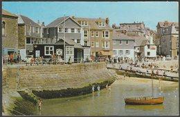 The Sloop Inn, St Ives Harbour, Cornwall, C.1970 - Jarrold Postcard - St.Ives