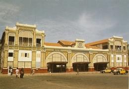 CP - Sénégal - Gare De Dakar - 1987 - Senegal