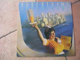 "33 Tours 30 Cm -  SUPERTRAMP  - AM 64747  "" BREAKFAST IN AMERICA "" + 9 - Vinyl Records"