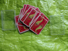 Jeu De Carte Loterie Nationale - Publicité