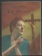 """Paul Bourget - """"un Divorce - Tome 1 -  Select Collection - Flammarion - Année 1932- Vif 23509 - Libri, Riviste, Fumetti"""