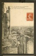 CP- Le Transept Sud De La Cathédrale Et La Chapelle De L'Archevêché - REIMS 1919 (51) - Reims