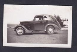 Photo Originale Amateur Voiture Automobile Peugeot 201 D - Automobile